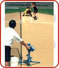ライフライトマシンを使って、速球を投げる